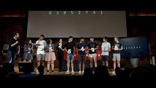 CS50 2019 - Lecture 3 - Algorithms