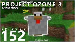 Project Ozone 3 Kappa Mode - OBLIVION DEATHBOMB [E152] (Modded Minecraft Sky Block)
