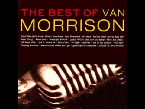 Tekst piosenki Van Morrison - Baby please don't go po polsku