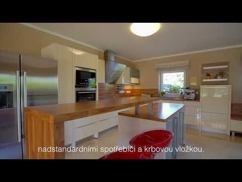 Video Prodej exkluzivního rodinného domu s bazénem