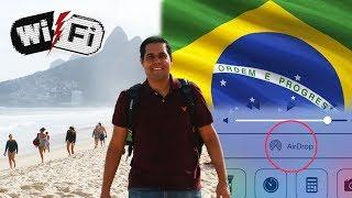 Viajamos a Rio de Janeiro Brasil y conocemos la hermosa playa de Copacabana y una tétrica ex fábrica de chocolate mientras...
