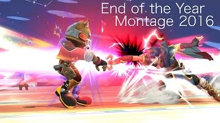End of the Year Montage 2016 [Smash 4]