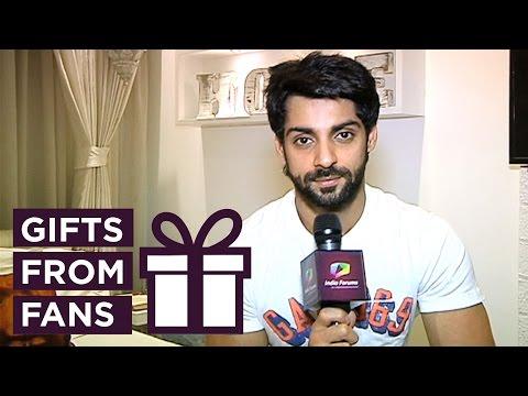 Karan Wahi receives Diwali gifts from fans part-2