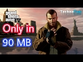 #GTA 4 for android only in ● 90 mb!!!....(APK+DATA) 1000% working
