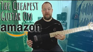 Video The Cheapest Guitar On Amazon! MP3, 3GP, MP4, WEBM, AVI, FLV Agustus 2018