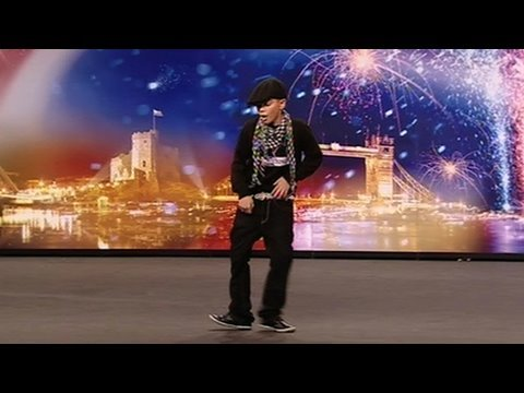 Aiden Davis - Britain's Got Talent