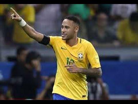 Brazil vs Paraguay 3 - 0 All Goals & Highlights 28/03/2017