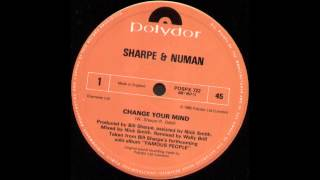 Video SHARPE & NUMAN - Change Your Mind [FULL LENGTH + HQ] MP3, 3GP, MP4, WEBM, AVI, FLV Juli 2018