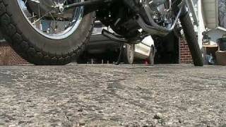 4. 2005 Honda Rebel 250 start up and rev