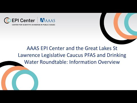 PFAS and Drinking Water, Overview of the Evidence for GLLC