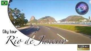 Passeio de carro no Rio de Janeiro