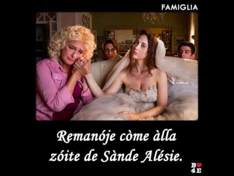 REMANÓJE CÒME A LA ZÓITE DE SÀNDE ALÉSIE.