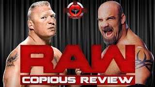 Nonton Wwe Raw 11 14 16 Live Reaction   Review    Goldberg   Lesnar Face To Face  Fan Chat   Reaction  Film Subtitle Indonesia Streaming Movie Download