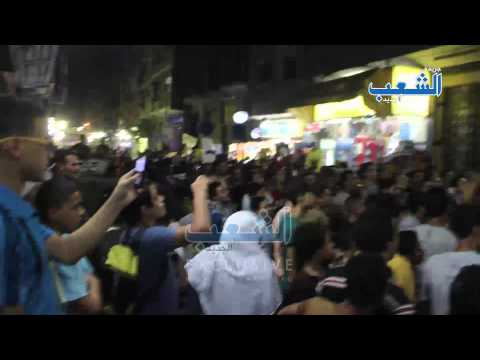 """عرض ثوري لـ """"أولتراس نهضاوي"""" يرج محافظة الجيزة"""