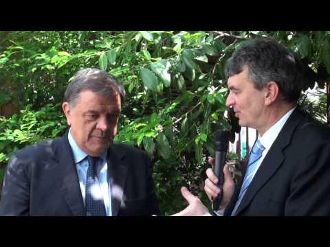 Antonio Panzeri intervistato da Fabio Pizzul