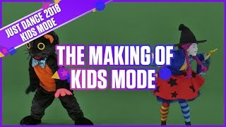 Just Dance 2018 Kids Mode Trailer: Making of Kid Friendly Dance Mode | Ubisoft (US)