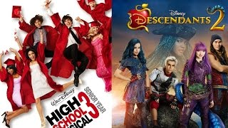 Video High School Musical 3 & Descendants 2 - Now Or Never & Ways To Be Wicked - Mashup MP3, 3GP, MP4, WEBM, AVI, FLV April 2018