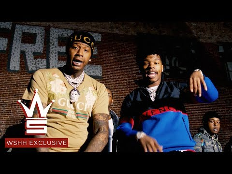 Lil Baby Feat. Moneybagg Yo All Of A Sudden WSHH Exclusive