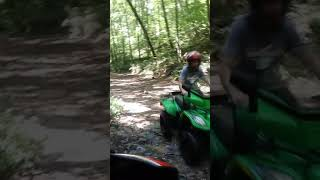 7. Arctic cat 150