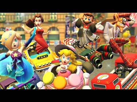 How Many Rubies for MARIO (HAKAMA)? | Mario Kart Tour (Android & IOS)