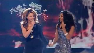 X Factor: Beyonce & (Winner) Alex - Listen (HQ)