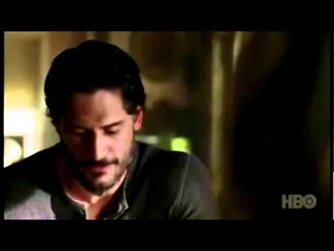 True Blood Alcide and Janna