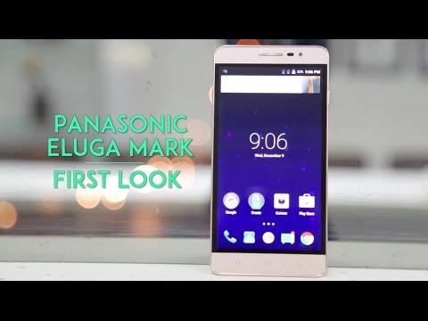 Panasonic Eluga Mark First Look