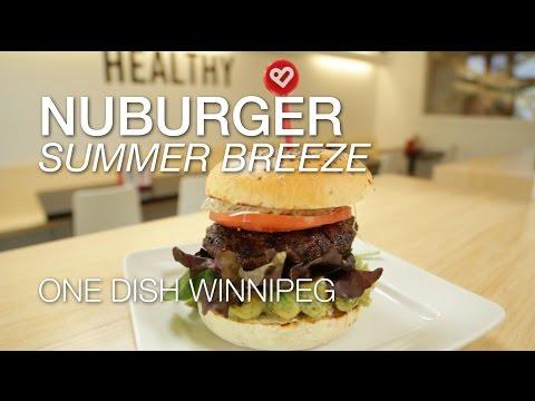 One Dish Winnipeg — Nuburger