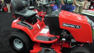 3. #Snapper SPX Riding Lawn Mower Tractor: By John Young of the Weekend Handyman