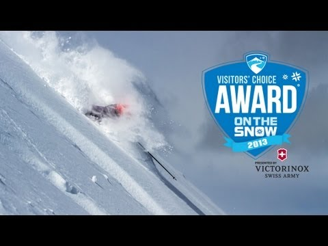 Best Ski Resorts in North America - 2013 Visitors' Choice Award Winners