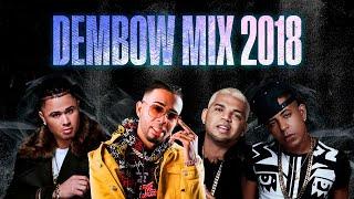 Dembow Mix 2018  Lirico En La Casa El Mayor Clasico El Super Nuevo Chris Capell y Mas