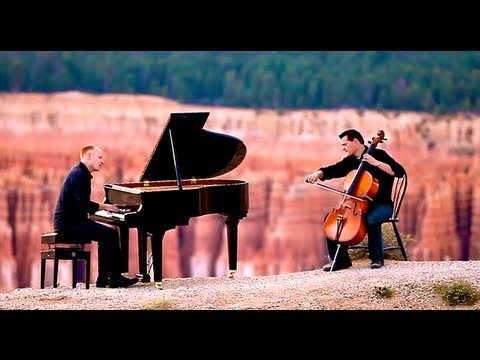 Titanium / Pavane (Piano/Cello Cover) - David Guetta / Faure - ThePianoGuys Video
