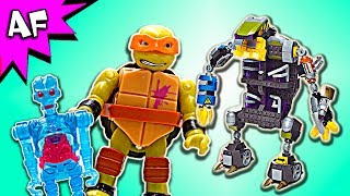 Transform the battle in the biggest, baddest Turtles weapon ever! Shell shock the Kraang when you build the Green Team's ...