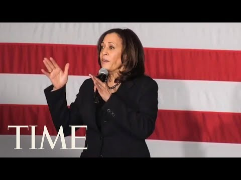 Kamala Harris Drops Out Of Presidential Race | TIME