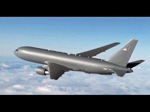tanker - Boeing and the U.S. Air Force celebrated an important and much anticipated milestone Dec. 28, 2014 when the KC-46 Tanker program's first test aircraft took to the skies at Paine Field in...