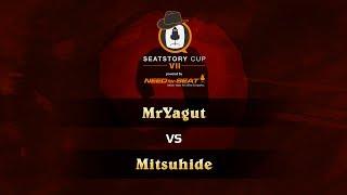 Mr.Yagut vs Mitsuhide, game 1