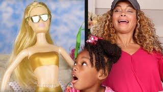 Video Cool Toy Hacks & Barbie Crafts MP3, 3GP, MP4, WEBM, AVI, FLV September 2018