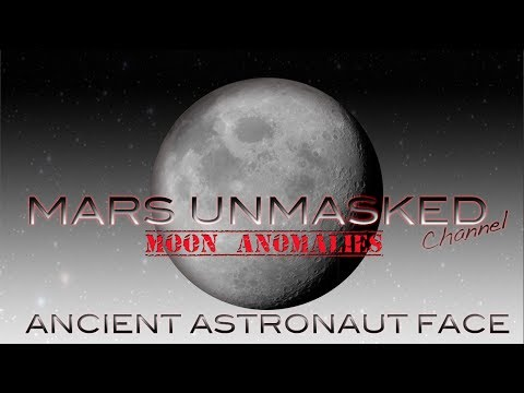 Mars UnMasked ANCIENT ASTRONAUT FACE ANOMALY !! And Others !!