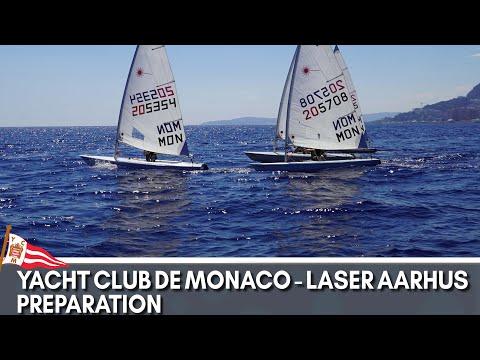 YACHT CLUB DE MONACO_LASER AARHUS PREPARATION