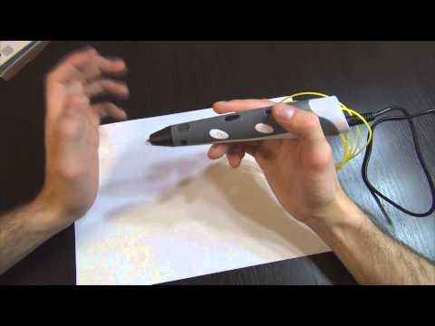 Обзор на знаменитую 3D ручку из Китая