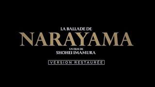 La Ballade de Narayama - Bande annonce