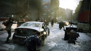 Nonton Tom Clancy's The Division Gameplay - Side Mission: Supply Drop Recovery Film Subtitle Indonesia Streaming Movie Download