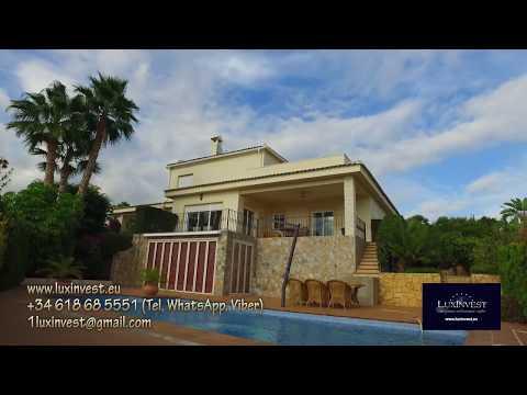 Купите виллу в Бенидорме с видом на море и Ваша мечта иметь любимый дом - исполнится!