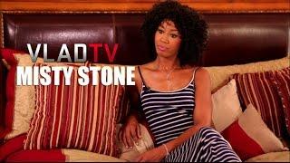 Video Misty Stone Shares Details On Former Career as a Prostitute MP3, 3GP, MP4, WEBM, AVI, FLV November 2018