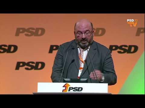 37º Congresso PSD - Intervenção de Miguel Borges