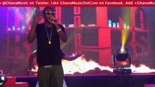 Ryan Korsah - Performance at Ghana Rocks 2013 | GhanaMusic.com Video