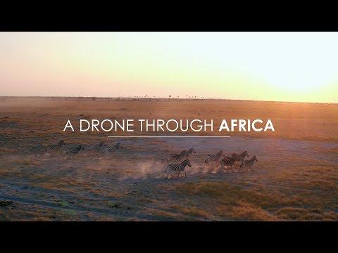 Lindas imagens da Africa feita por um DRONE