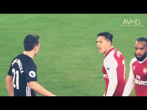 Best Fights Arsenal Players