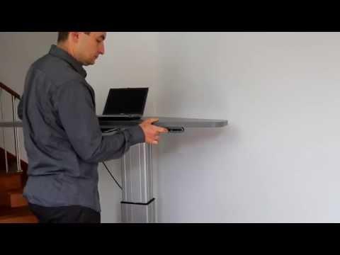 Ergomotion Height Adjustable Desks Model DL2