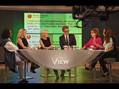Joe Scarborough, Mika Brzezinski On Trump's Tweets, Health Care, Melania's Cyberbulling Speech